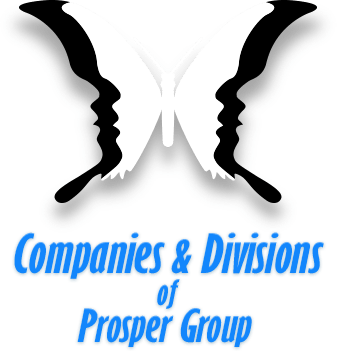 Companies & Divisions of ProSper Group